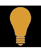 Lampara LED con forma